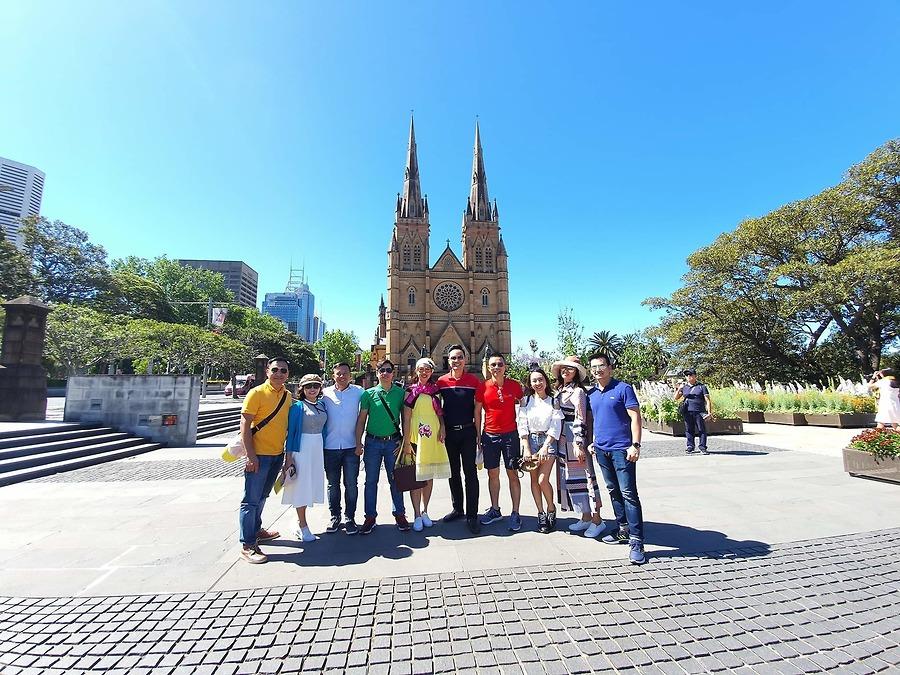 Du lịch Úc / Thông tin cần thiết khi du lịch Úc