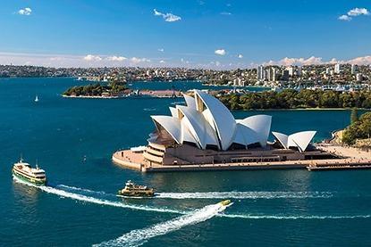 KHÁM PHÁ AUSTRALIA XING ĐẸP - MELBOURNE - SYDNEY
