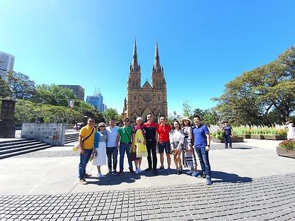 HÀ NỘI - SYDNEY - CANBERRA - MELBOURN - HÀ NỘI