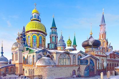 Tour Nga tiết kiệm bay VNA 10N9Đ: HÀ NỘI – MATXCOVA – ST.PETERSBURG – MATXCOVA - HÀ NỘI